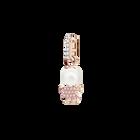 Swarovski Remix Collection Girl Charm, Pink, Rose gold plating