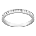 Rare Ring, White, Rhodium Plated