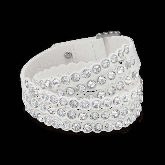 Swarovski's Power Collection Bracelet, Gray