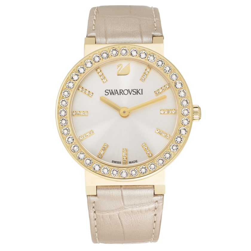 Citra Sphere Light Gold Tone Watch