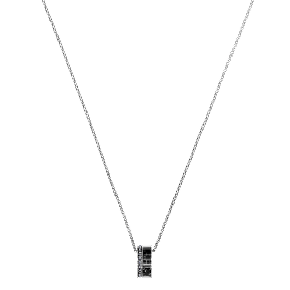 Alto Pendant, Gray, Stainless Steel