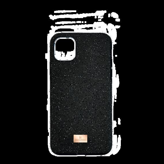 High Smartphone case, iPhone® 12 mini, Black