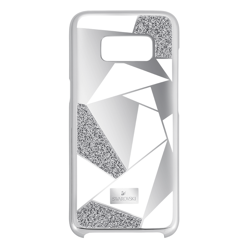 Heroism Smartphone Case with Bumper, Samsung Galaxy S® 8, Gray