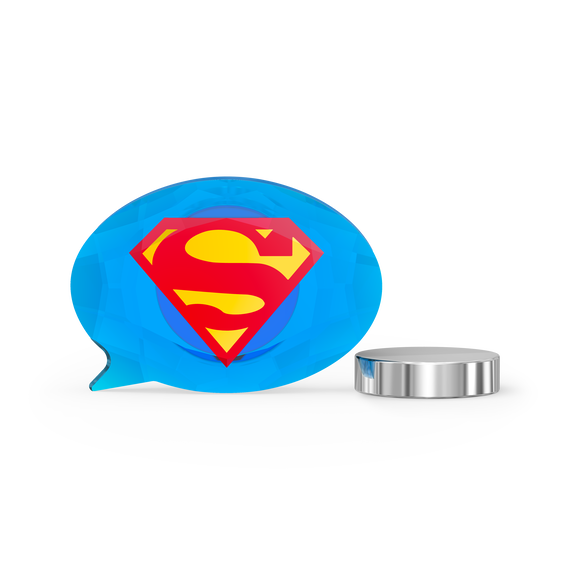 DC Comics Superman Logo Magnet