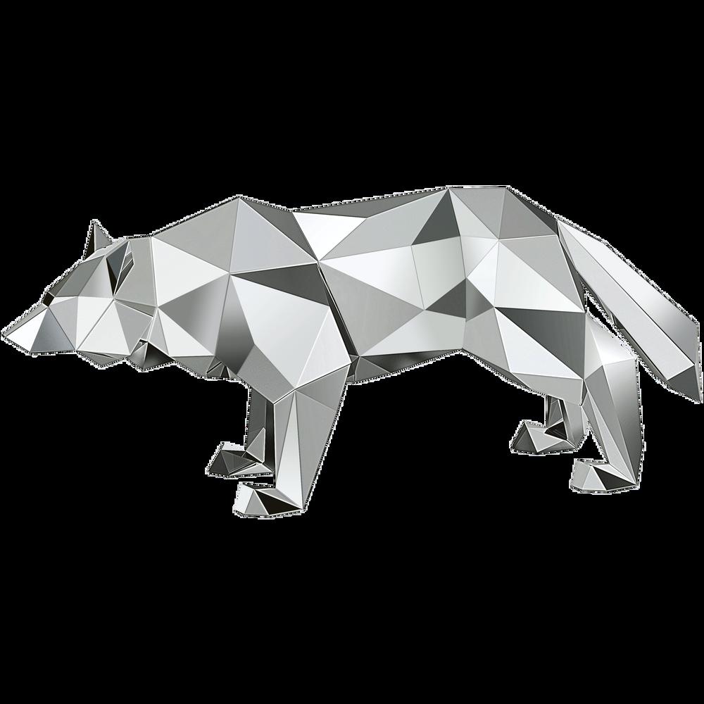 Wolf by Arran Gregory