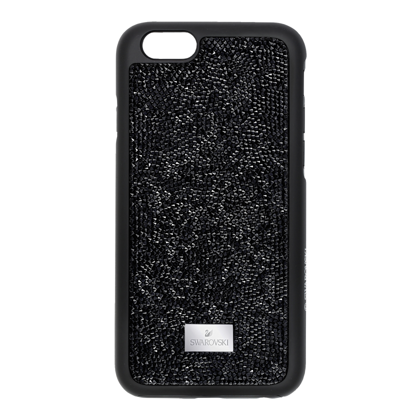 Glam Rock Smartphone Case With Bumper, Iphone® 8, Black