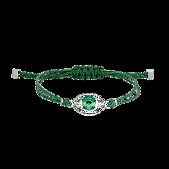 Swarovski Power Collection Bracelet, Green, Stainless steel