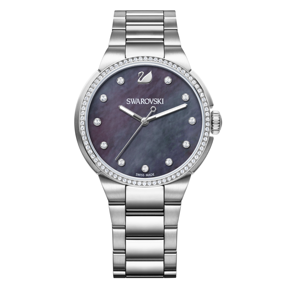 City Grey Bracelet Watch