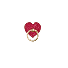 Glam Rock Ring Sticker, Red, Mixed plating
