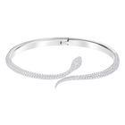 Leslie Bangle, White, Rhodium Plating