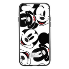 Mickey Face Smartphone Case with integrated Bumper, iPhone® 8, Black