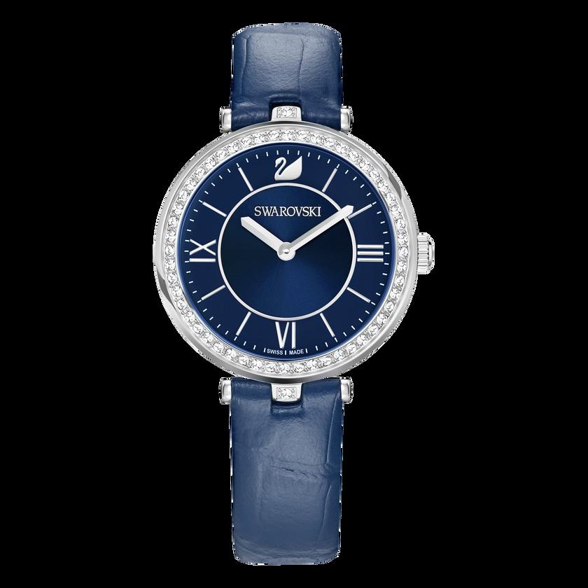Aila Dressy Lady Watch, Blue, Stainless Steel