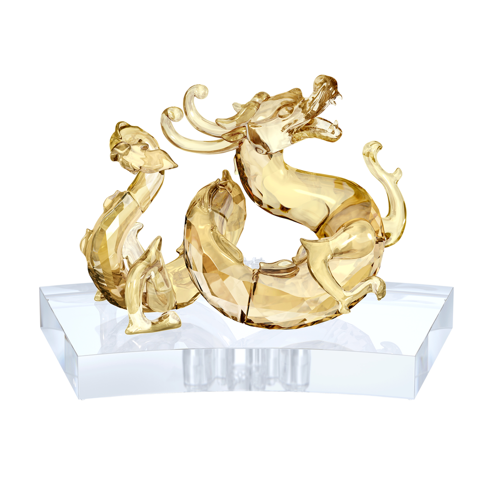 Chinese Zodiac - Dragon Crystal Creations