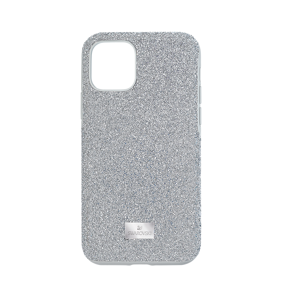 High Smartphone Case, iPhone® 11 Pro, Silver tone