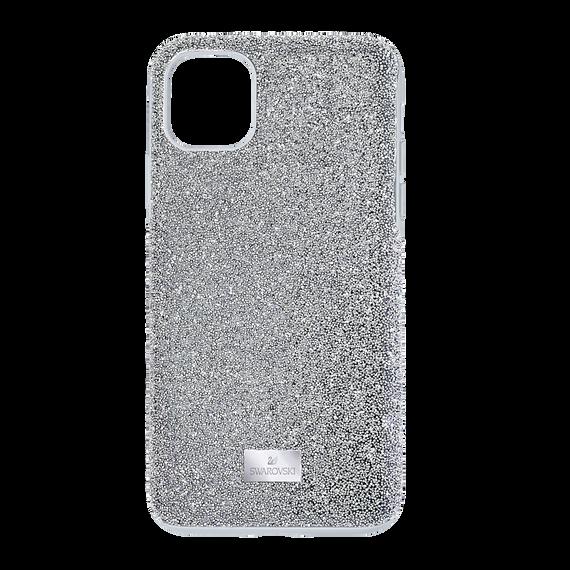 High Smartphone Case, iPhone® 11 Pro Max, Silver tone