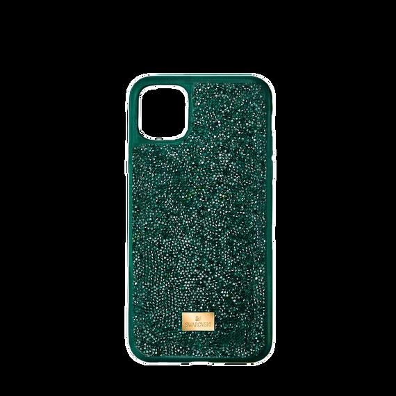 Glam Rock Smartphone Case, iPhone® 12 mini, Green