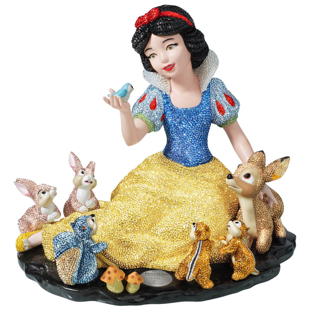 Snow White and Forest Animals, L.E.