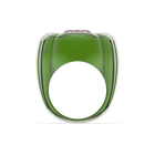 Dulcis cocktail ring, Green