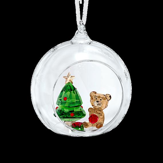 Ball Ornament, Christmas Scene