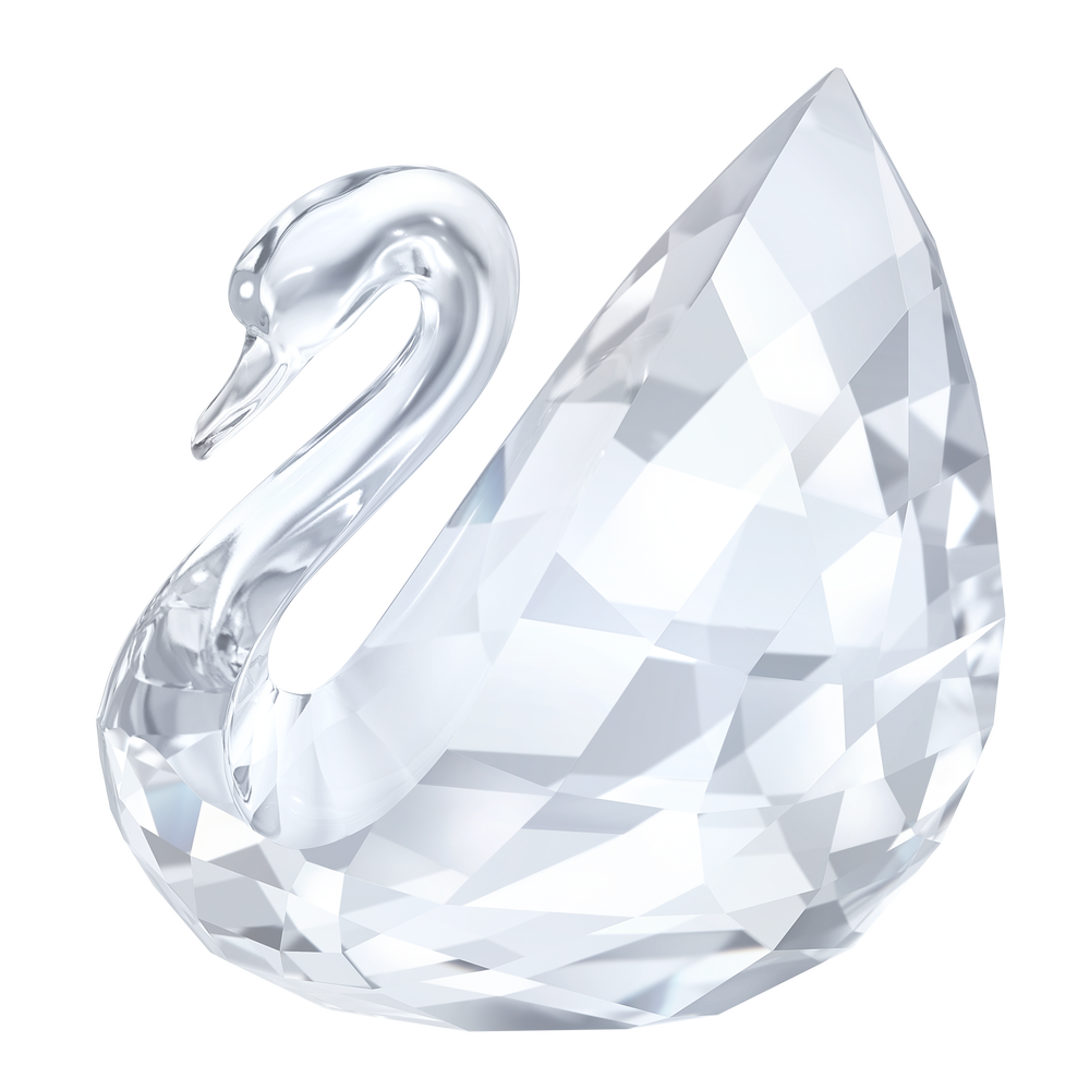 Swan, small Crystal Creations