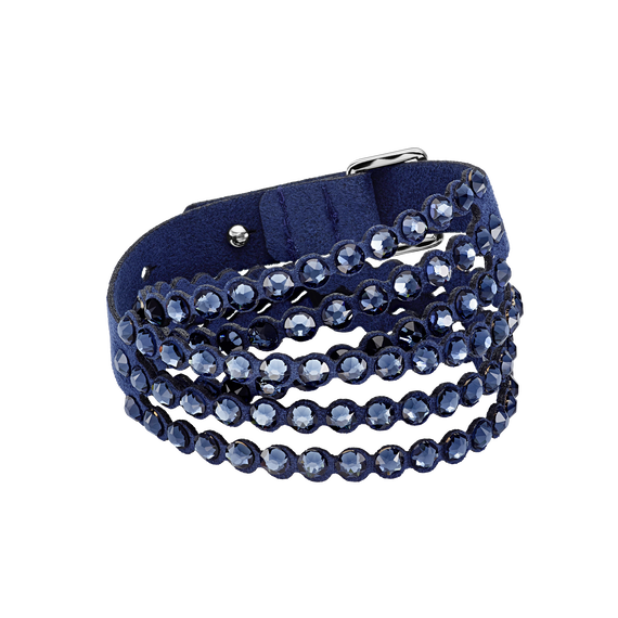 Swarovski Power Collection Bracelet, Blue