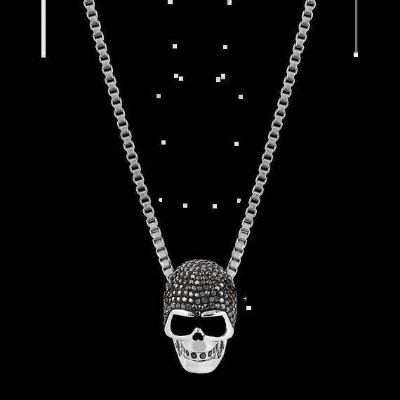 Taddeo Skull Pendant