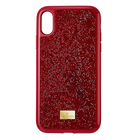 Glam Rock Smartphone Case, iPhone® XR, Red