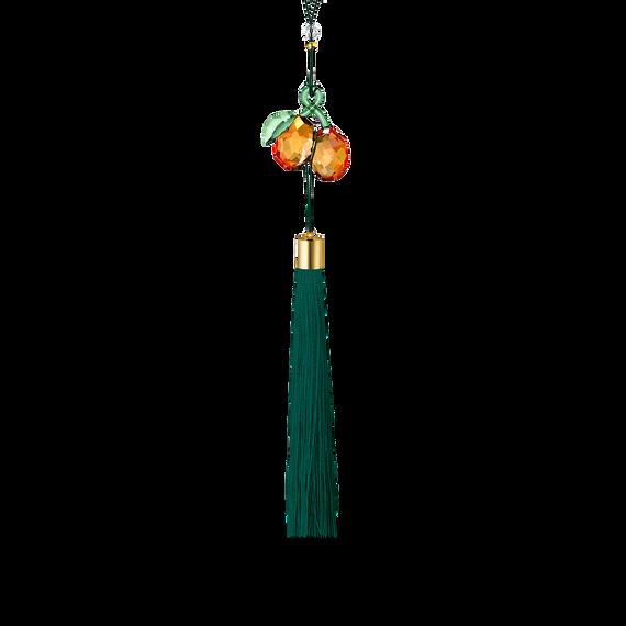 Asian Symbols Kumquat Ornament