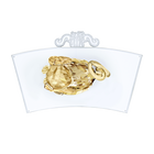 Chinese Zodiac - Monkey Crystal Creations