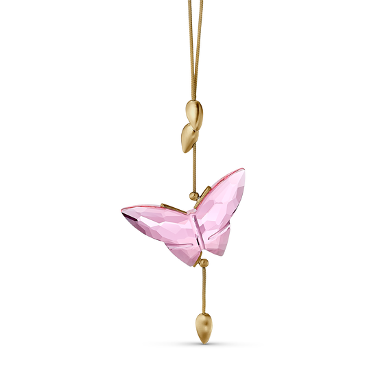 Jungle Beats Butterfly Ornament