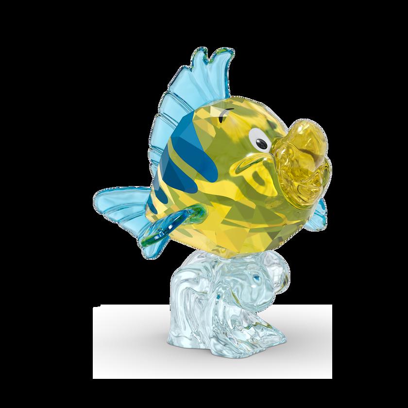 The Little Mermaid Flounder