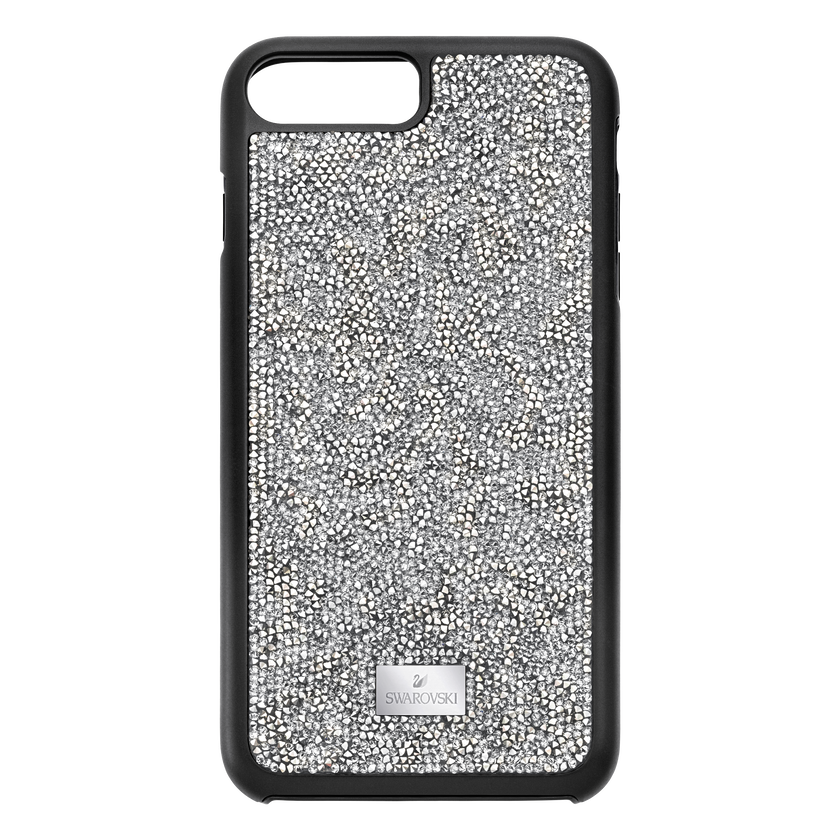 Glam Rock Smartphone Case With Bumper, Iphone® 7 Plus, Grey