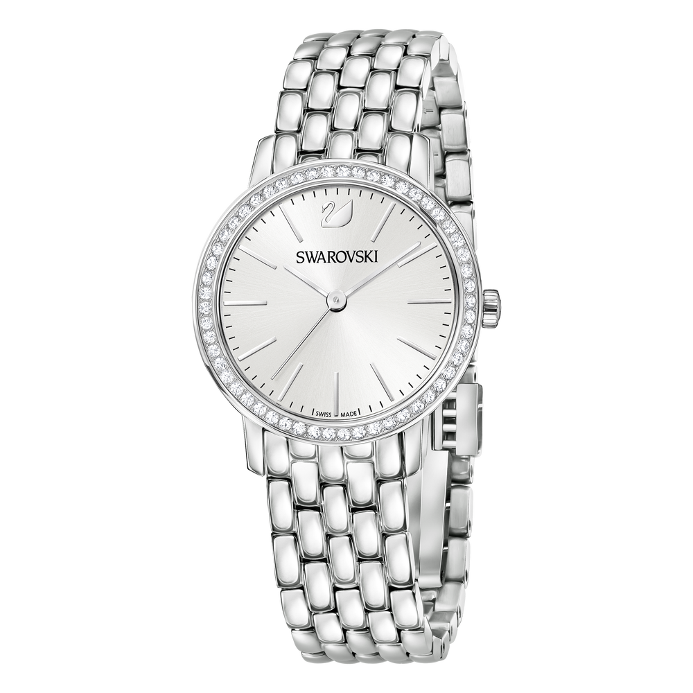 Graceful Mini Watch, Metal Bracelet, Stainless Steel