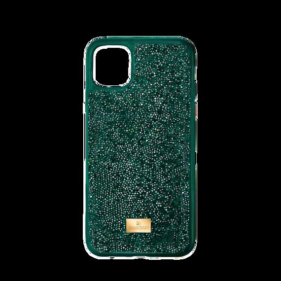 Glam Rock Smartphone Case, iPhone® 12/12 Pro, Green