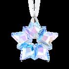 Ice Star Ornament