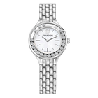 Lovely Crystals Mini Watch, Stainless Steel