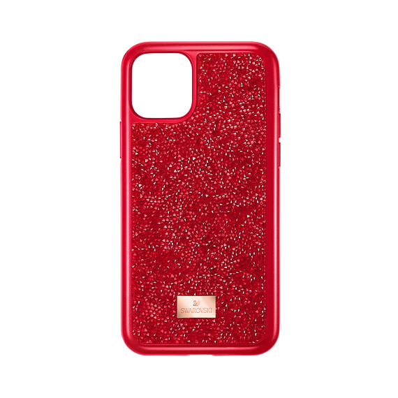Glam Rock Smartphone Case, iPhone® 11 Pro, Red