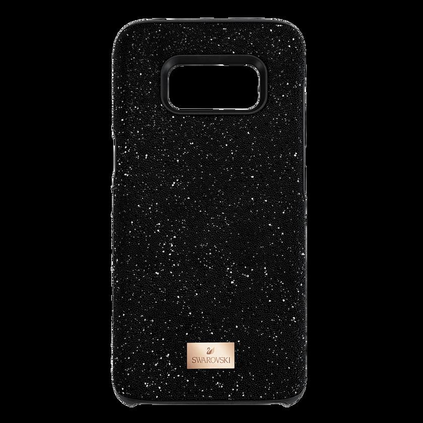 High Smartphone Case with Bumper, Samsung Galaxy S® 8, Black
