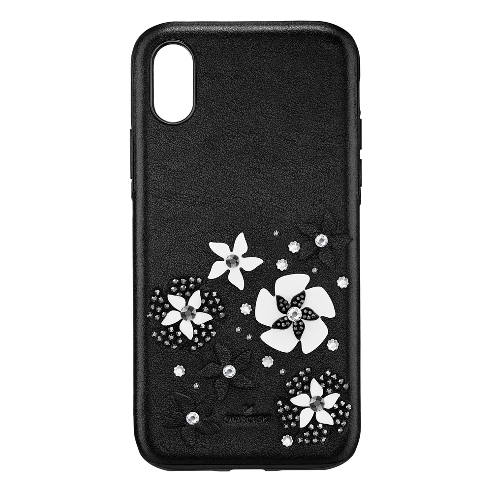 Mazy Smartphone Case with integrated Bumper, iPhone® X/XS, Black