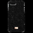 High Smartphone Case with Bumper, iPhone® 8 Plus, Black