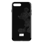 Mickey Body Smartphone Case With Integrated Bumper, iPhone® 8 Plus, Black