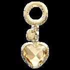 New Heart Key Ring
