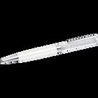 Crystalline Ballpoint Pen, White