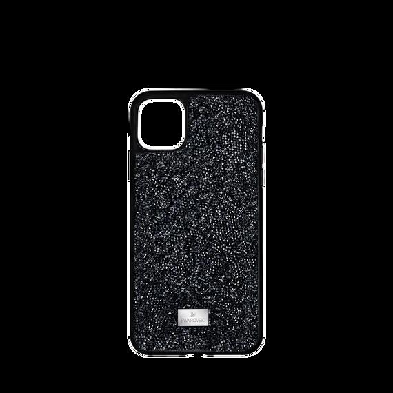 Glam Rock Smartphone Case, iPhone® 12 mini, Black