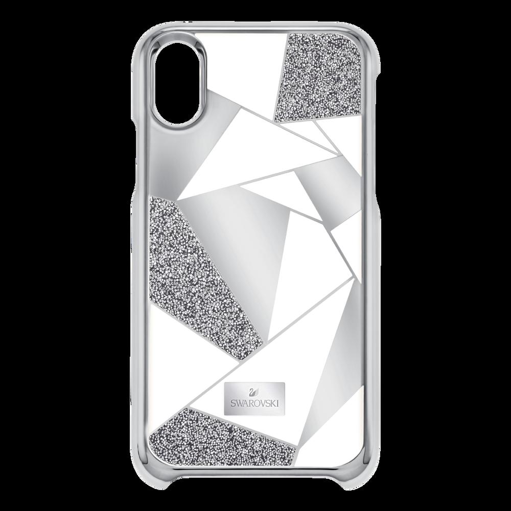 Heroism Smartphone Case With Bumper, Iphone® X, Grey