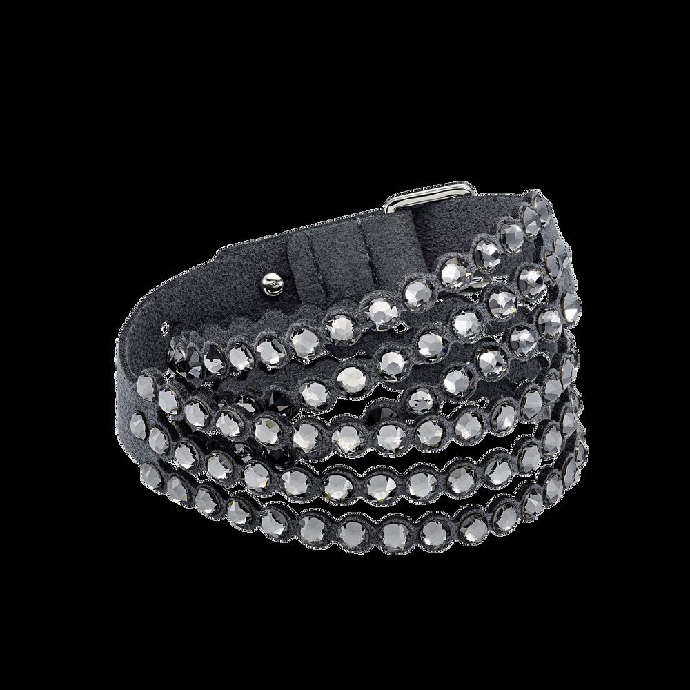 Swarovski Power Collection Bracelet, Gray