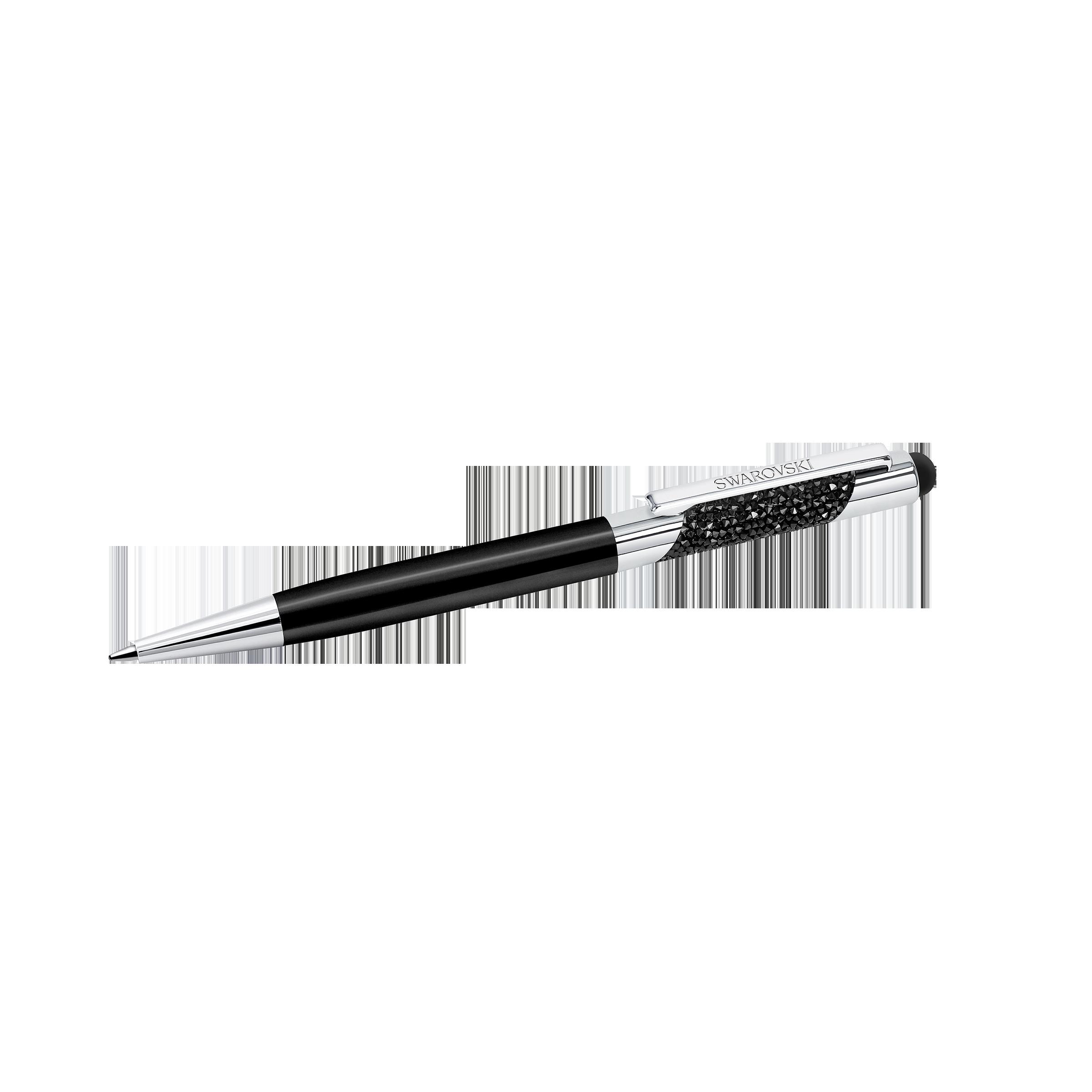 Eclipse Stylus Ballpoint Pen, Black