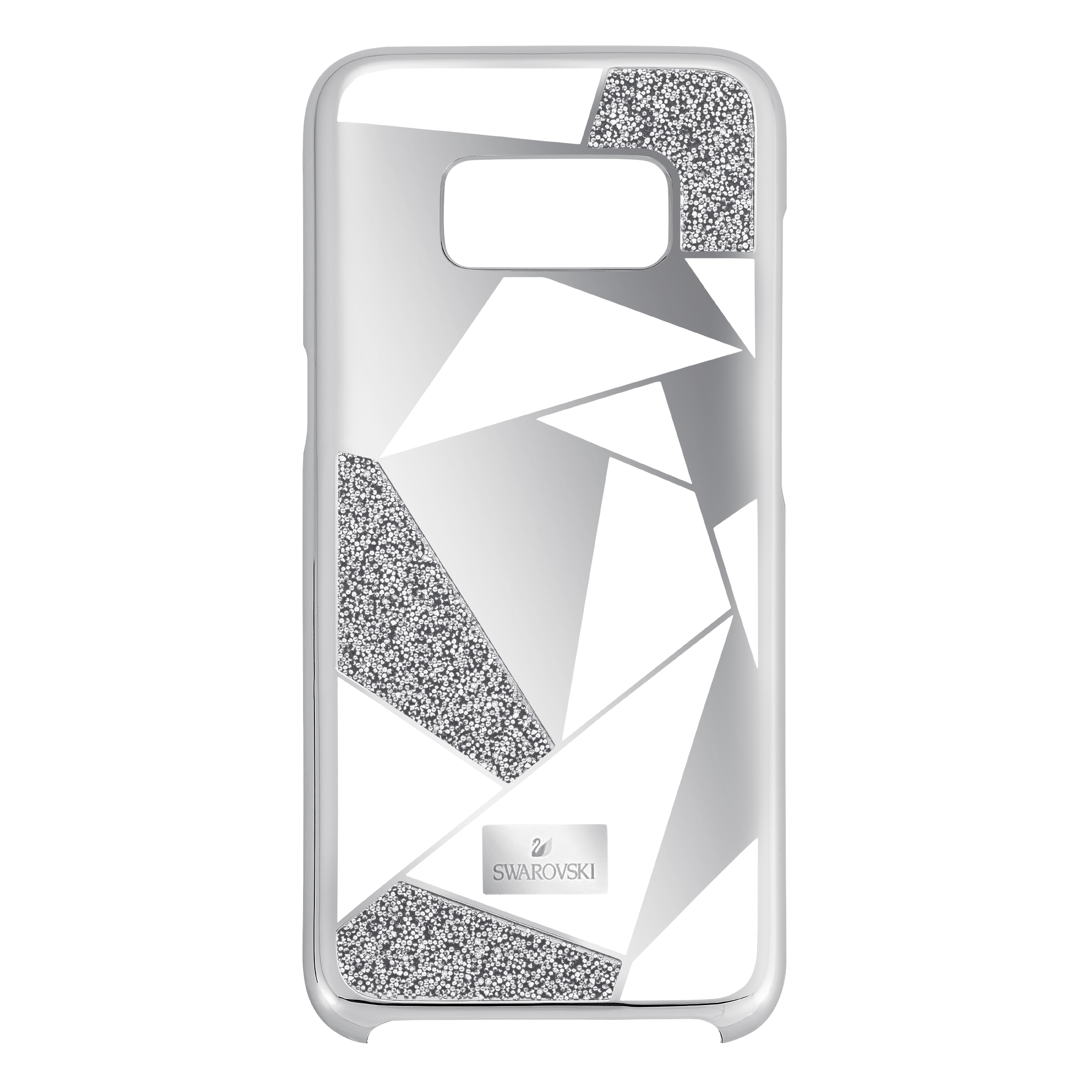 Heroism Smartphone Case with Bumper, Samsung Galaxy S® 8, Gray