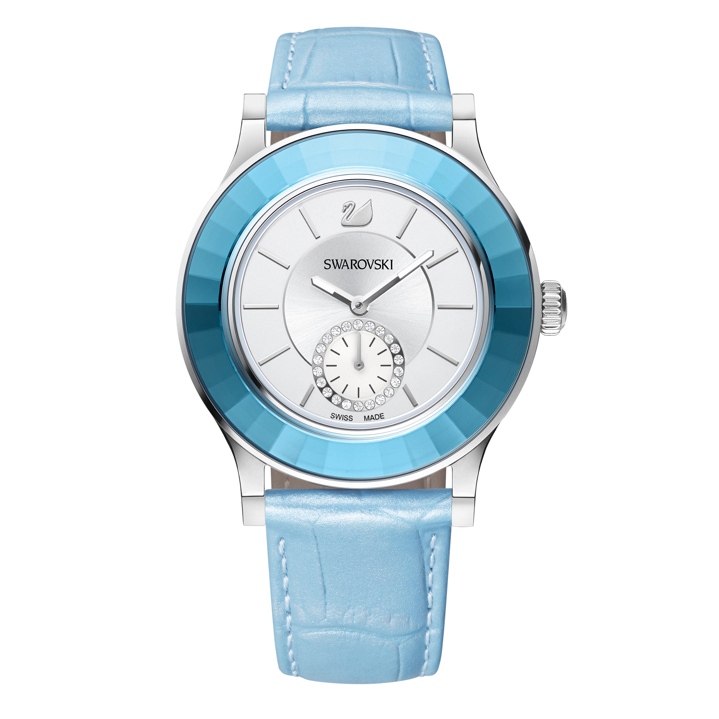 Octea Classica Light Blue Watch