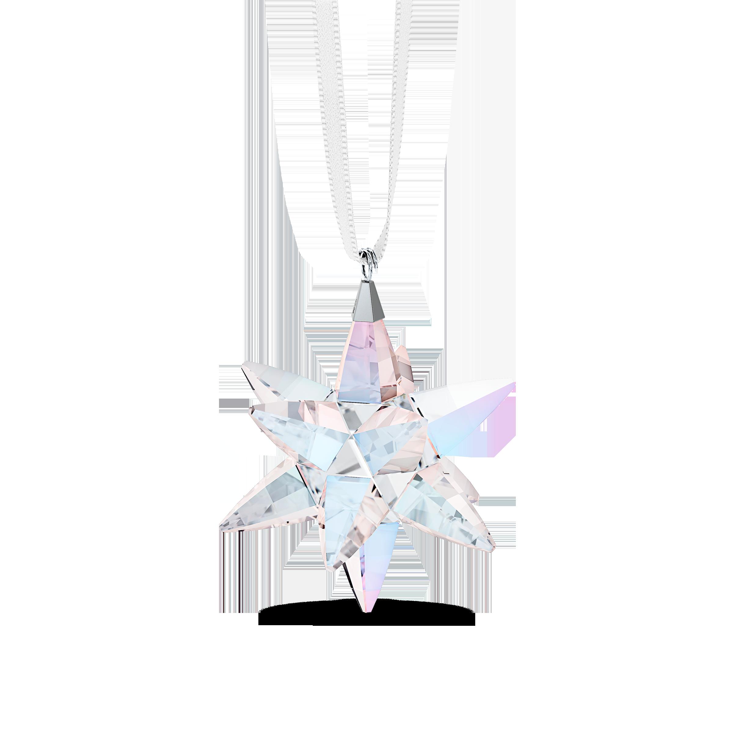Star Ornament, Shimmer, small